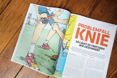 LOOX MAGAZINE | PROBLEM KNEE