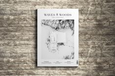 WAWES&WOODS Magazin Nø 6 | Editorial Design