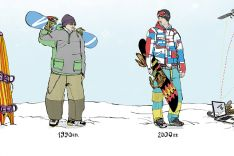 SNOWBOARDER MBM | #172 | EVOLUTION OF SNOW-STYLE
