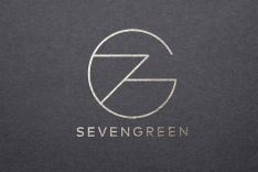 SEVENGREEN Pictureworks | Logo design