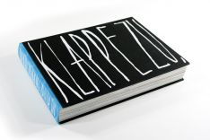 KLAPPE ZU, AFFE TOT | SILKSCREEN HANDPRINTED BOOK | 144 PAGES