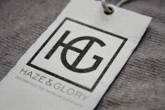 HAZE & GLORY | Logo Design
