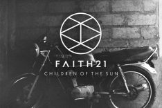 FAITH21 - children of the sun | Logo design / photo: Lars Jacobsen