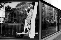 OAK STREETWEAR STORE | WINDOW ILLUSTRATION | CARHARTT