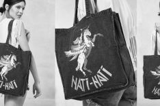 HATI-HATI APPAREL | Thunder-up Bag