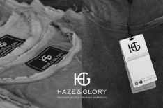 HAZE & GLORY | Corporate Identity