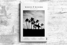 WAWES&WOODS Magazin Nø 10 | Editorial Design